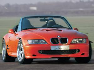 1997 BMW V8 Roadster Concept by AC Schnitzer