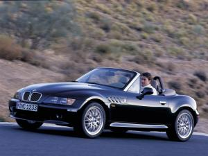 BMW Z3 2.8 Roadster 1997 года