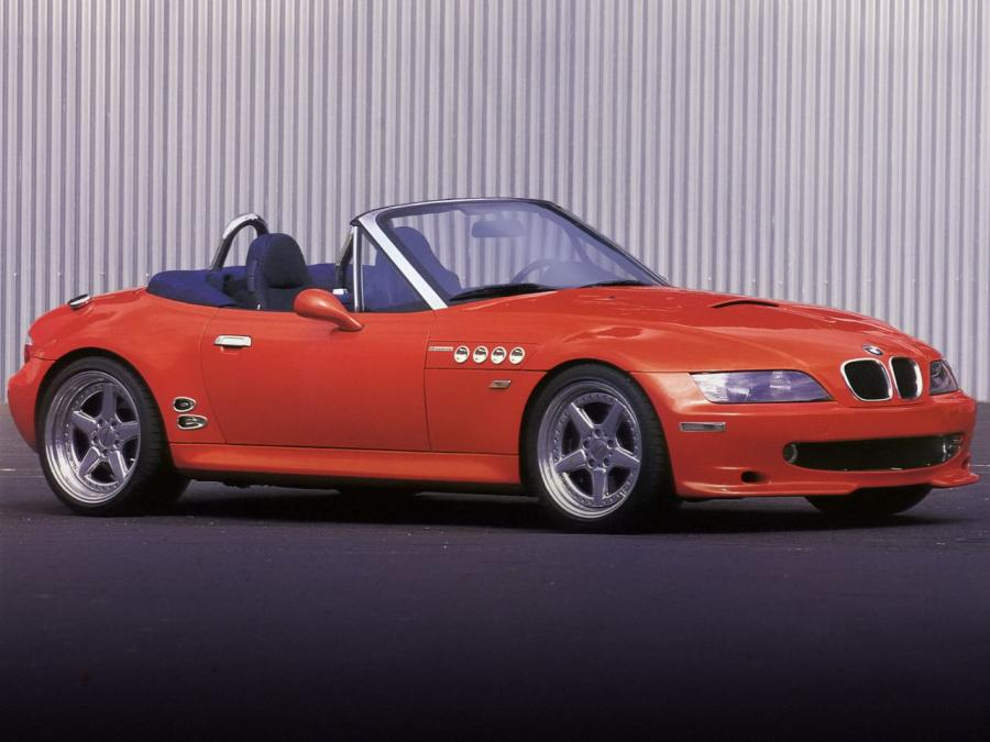 BMW Z3 V8 Roadster Concept by AC Schnitzer