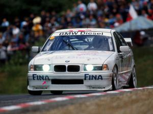 BMW 320d 24-Hour Racing 1998 года