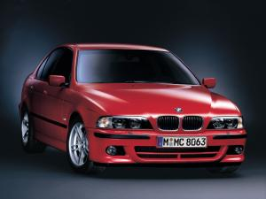 1998 BMW 540i Sedan M Sport Package