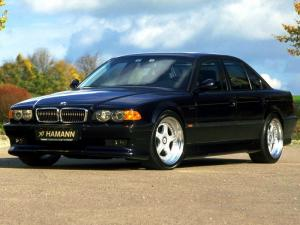 1998 BMW 7-Series by Hamann