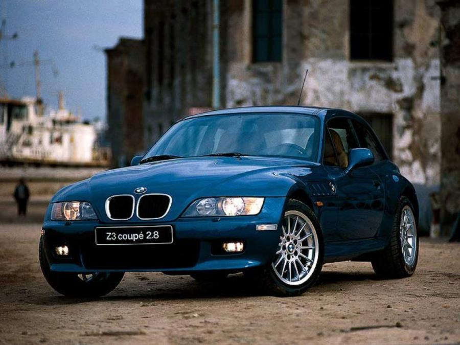 BMW Z3 2.8 Coupe