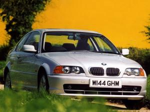 1999 BMW 3-Series Coupe