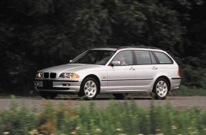 BMW 3-Series Touring 1999 года