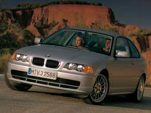 1999 BMW 318Ci Coupe