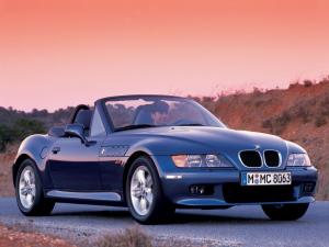 BMW Z3 2.0 Roadster 1999 года