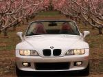 BMW Z3 2.3 Roadster 1999 года