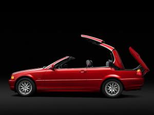 2000 BMW 3-Series Klapp Top by Edscha and Bertone