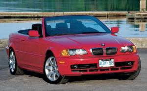 BMW 325Ci Convertible 2000 года