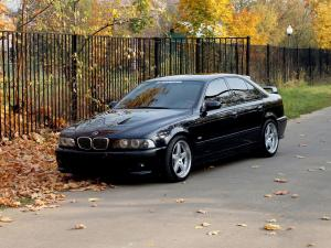 2000 BMW M5 by Hamann