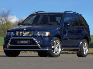 BMW X5 by Hamann 2000 года