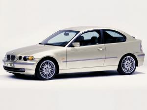 BMW 3-Series Compact 2001 года
