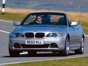 BMW 318Ci Convertible 2001 года (UK)