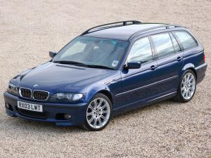 2001 BMW 320d Touring M Sport Package