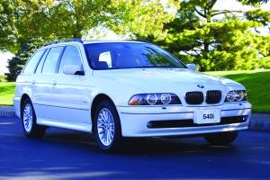 BMW 5-Series Touring 2001 года