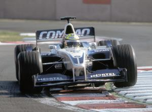 2001 BMW WilliamsF1 FW23