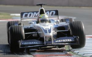 BMW WilliamsF1 FW23 '2001