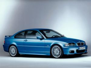BMW 330Ci Clubsport Coupe 2002 года