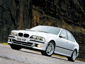 2002 BMW 530d Sedan M Sport Package