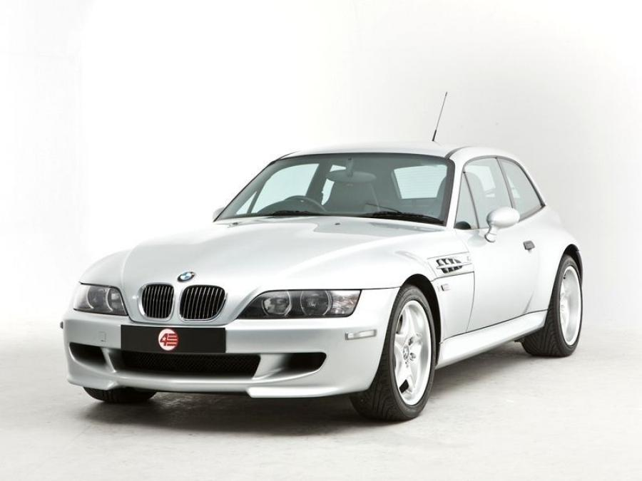 2002 BMW Z3 M Coupe (UK)