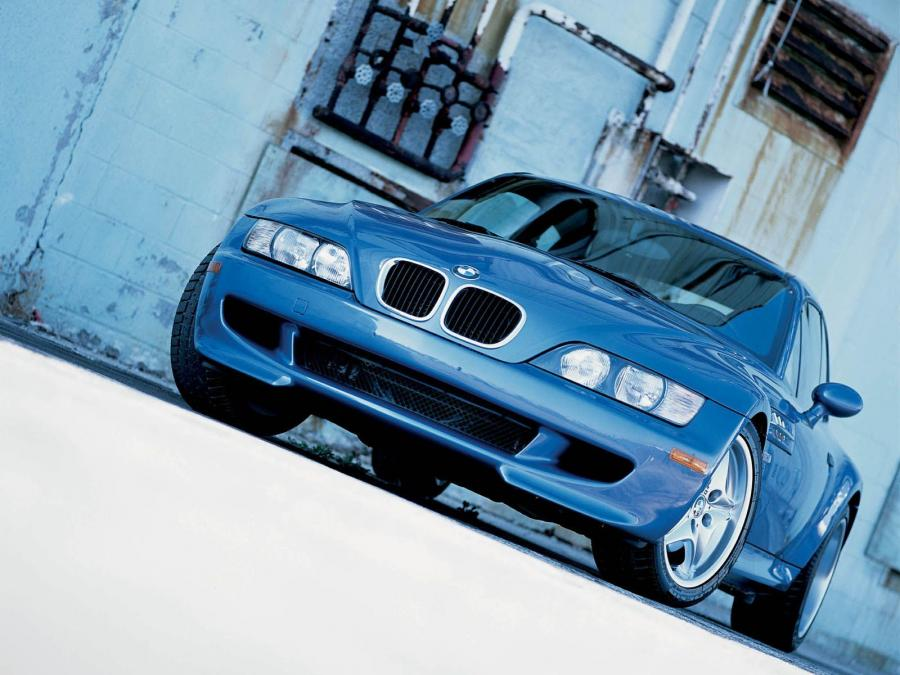 2002 BMW Z3 M Coupe (US)