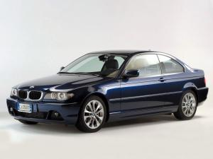 BMW 320Cd Coupe 2003 года