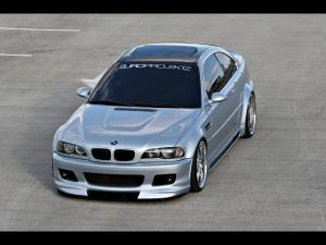 BMW 325Ci by Europrojektz 2003 года