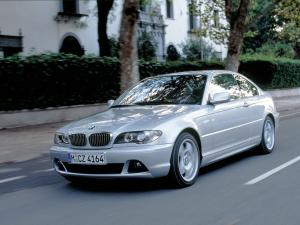 2003 BMW 330Cd Coupe