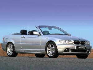 BMW 330Ci Convertible 2003 года