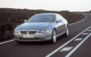 BMW 6-Series Coupe 2003 года