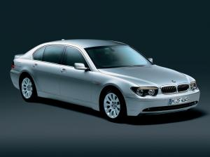 BMW 760Li High Security 2003 года