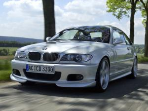 2003 BMW ACS3 Coupe by AC Schnitzer