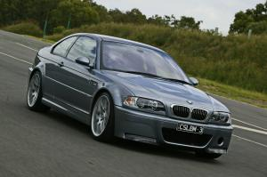 BMW M3 CSL Coupe 2003 года