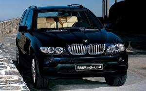BMW X5 Individual 2003 года