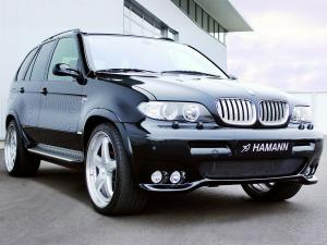 BMW X5 by Hamann 2003 года