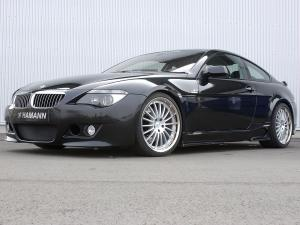 BMW 6-Series Coupe by Hamann 2004 года