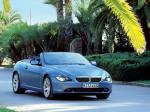 BMW 645Ci Convertible 2004 года
