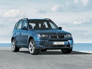 2004 BMW X3 Aerodynamic Package
