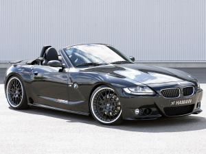 2004 BMW Z4 M Roadster by Hamann