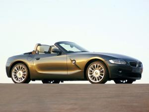 2004 BMW Z4 Roadster Individual