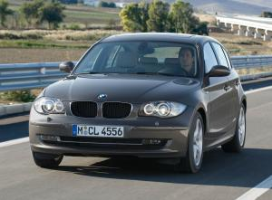 BMW 1-Series 5-Door 2005 года
