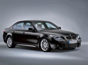 BMW 5-Series M Sport Package 2005 года