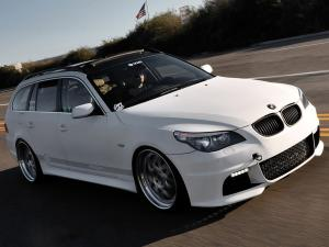 BMW 5-Series Touring by Prior Design 2005 года