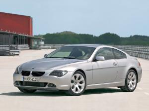 2005 BMW 630i Coupe
