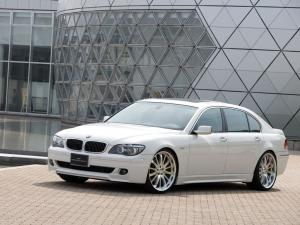BMW 750Li by Wald 2005 года