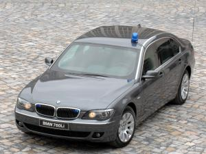 2005 BMW 760iL Security