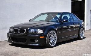 2005 BMW M3 Coupe Carbon Black by EAS