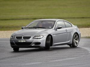 2005 BMW M6 Coupe