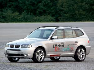 2005 BMW X3 EfficientDynamics Concept